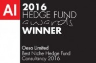 AI Hedge Fund awards 2016