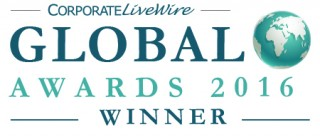 Global Awards 2016 Winner Logo