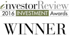 Investment Awards 2016 Certificatex
